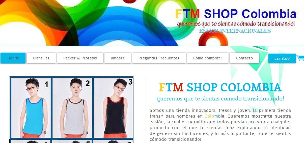 Ftm shop colombia