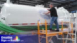 046 Fleet Graphics Wrap Truck Van Car Bo