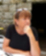 Sylvie MELCHIORI, organisatrice et animatrice de l'atelier de création de contes UNA VOLTA C'ERA