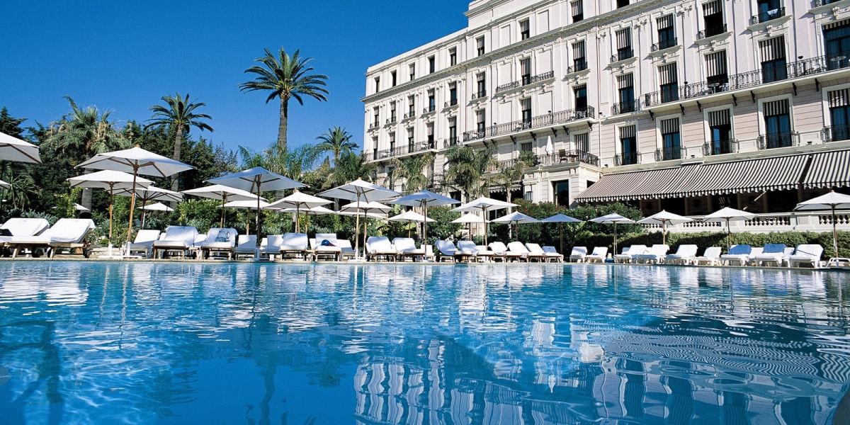 Hôtel Royal Riviera, Saint Jean Cap Ferrat, Côte dAzur.