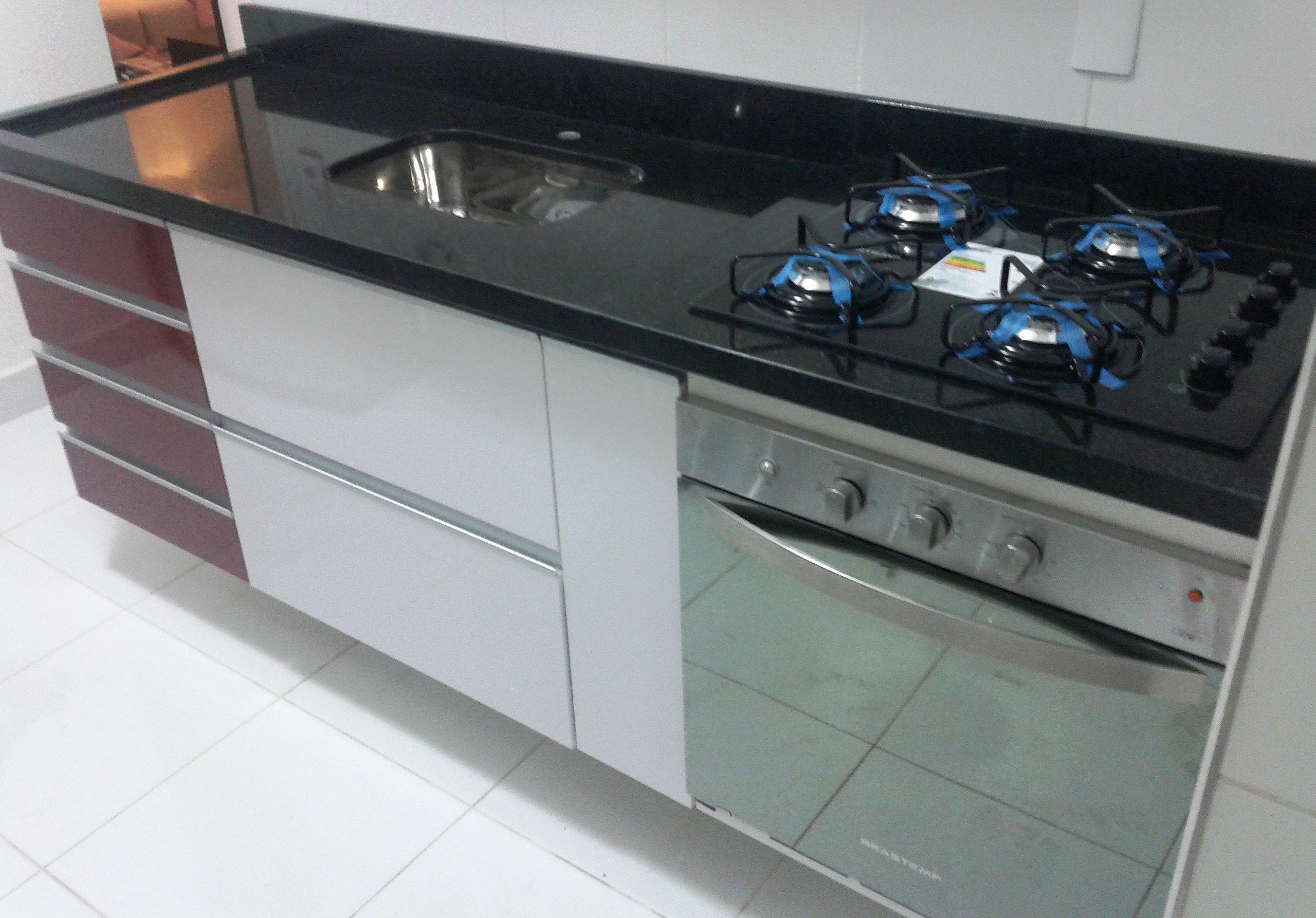 MULTIPIAS Pia de Cozinha Preto São Gabriel #8D5D3E 2560 1786