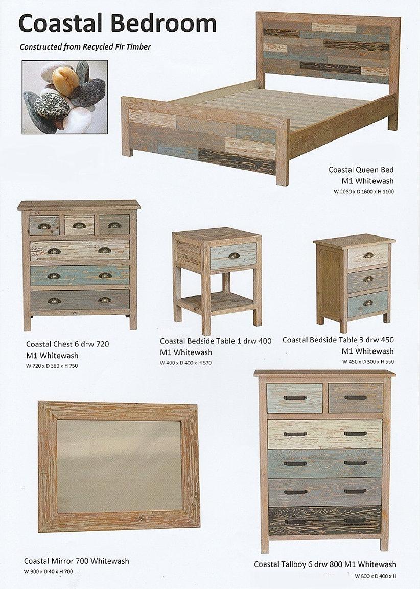 Electrical Furniture Gold Coast Coastal Bedroom