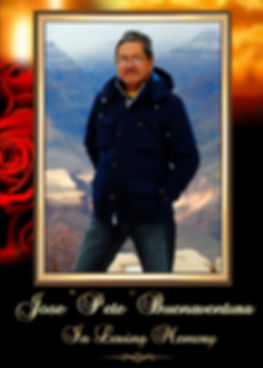 Jose  Pete  Buenaventura Memorial Website