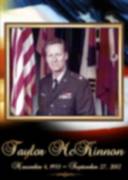 Taylor McKinnon Memorial Tribute