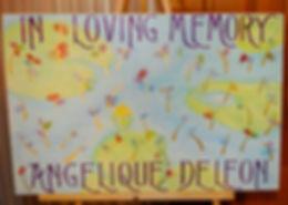 Angelique DeLeon Memorial Tribute