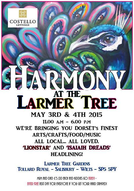 Image of the Larmer Tree Gardens