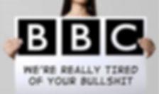 BBC lies, manipulatio, Bias BBC, manipulacje i przekłamania BBC