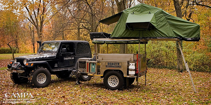 att | Campa USA | All Terrain Trailers | Camping Trailer