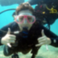 Introductory Dive Having Fun