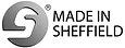 Made In Sheffield logo on www.ekspan.com