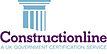 Constructionline Logo on www.ekspan.com