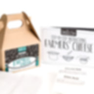 Urban Cheesecraft DIY Cheese Kits