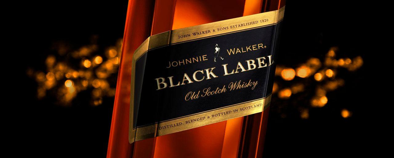 Виски Джонни Уокер Блэк Лейбл 12 лет выдержки!