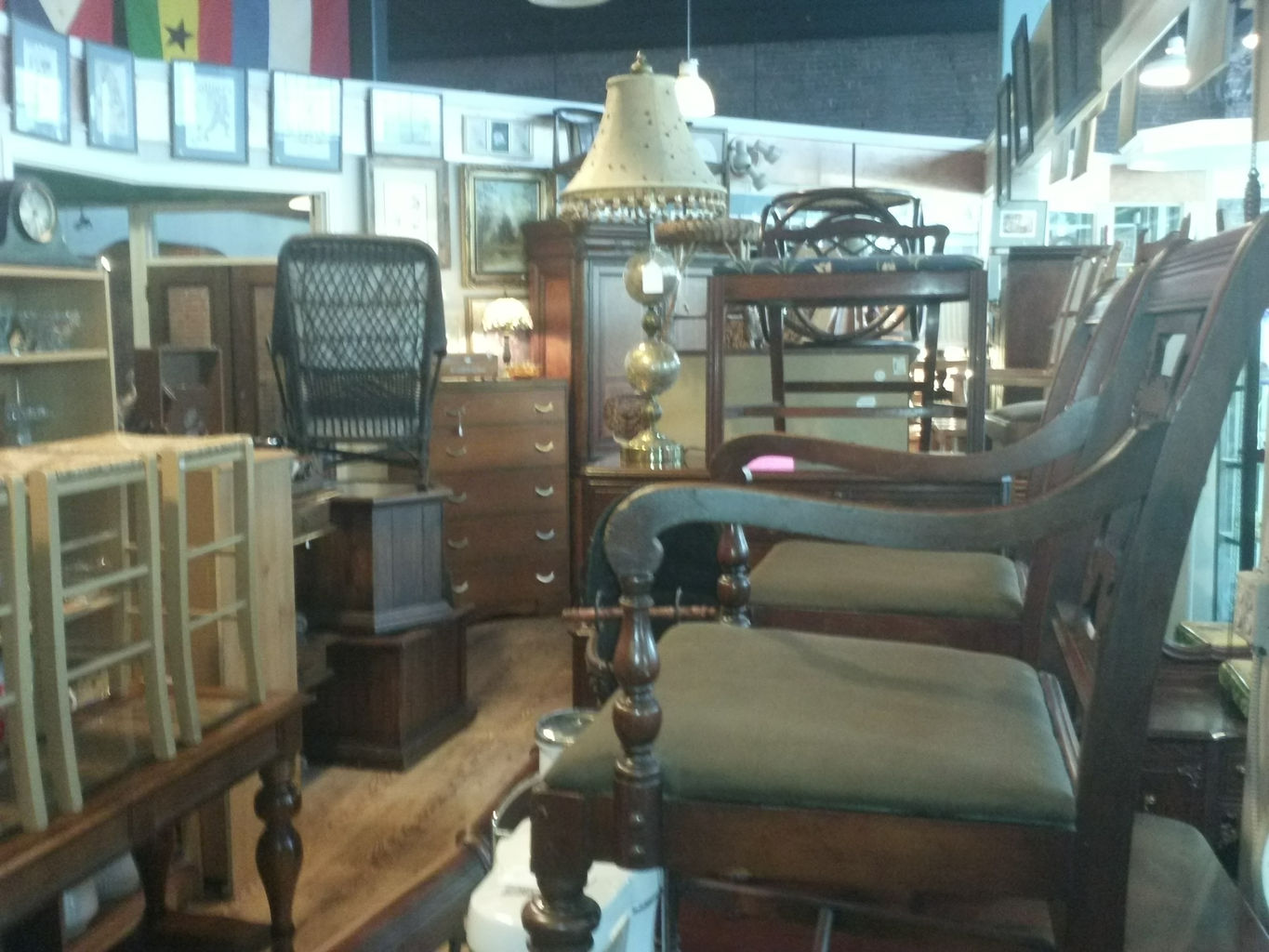 Good Things Antiques Furniture Salem Oregon Antique Dealer