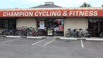 Champion Bikes Jacksonville Beach champion cycling bike shop