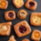 Viennoiserie & Danish Pastries