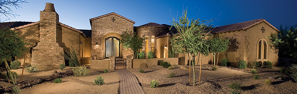 Model homes in the phoenix area