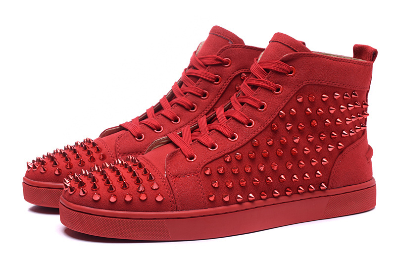 sneakers louboutin rouge