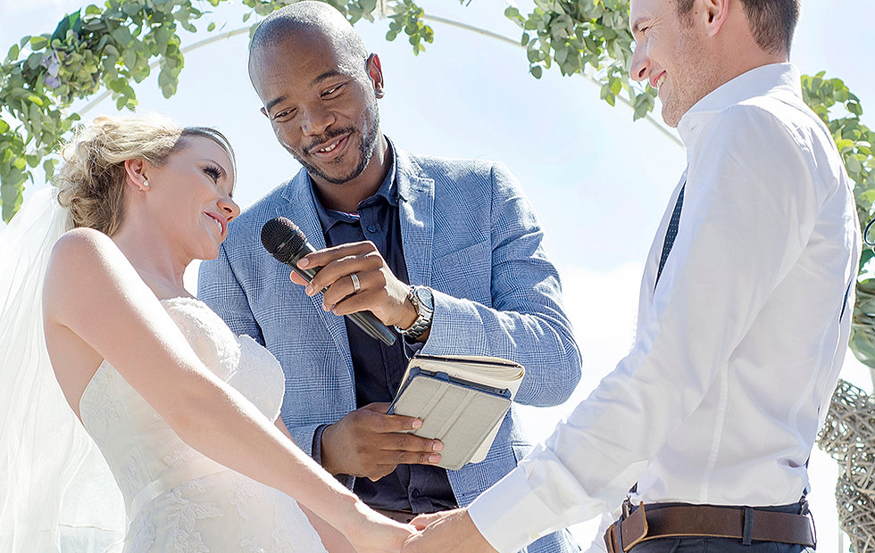 How To Be A Wedding Officiant