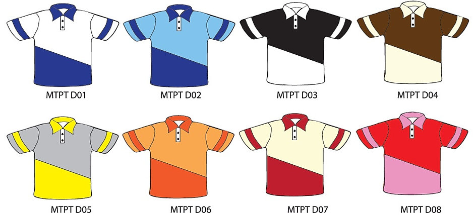 No 1 online t shirt printing malaysia for Polo shirt uniform design