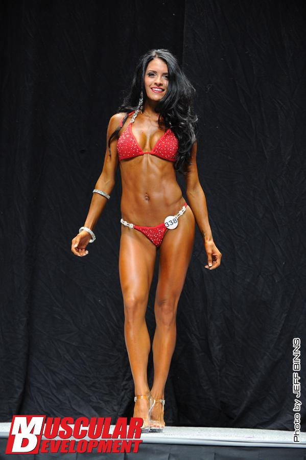 Michelle Ulibarri Mma Wsof Ring Girl Fitness Model