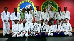 Javier Blanchard, John Machado,class