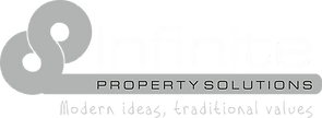 infinite property master logo clear back