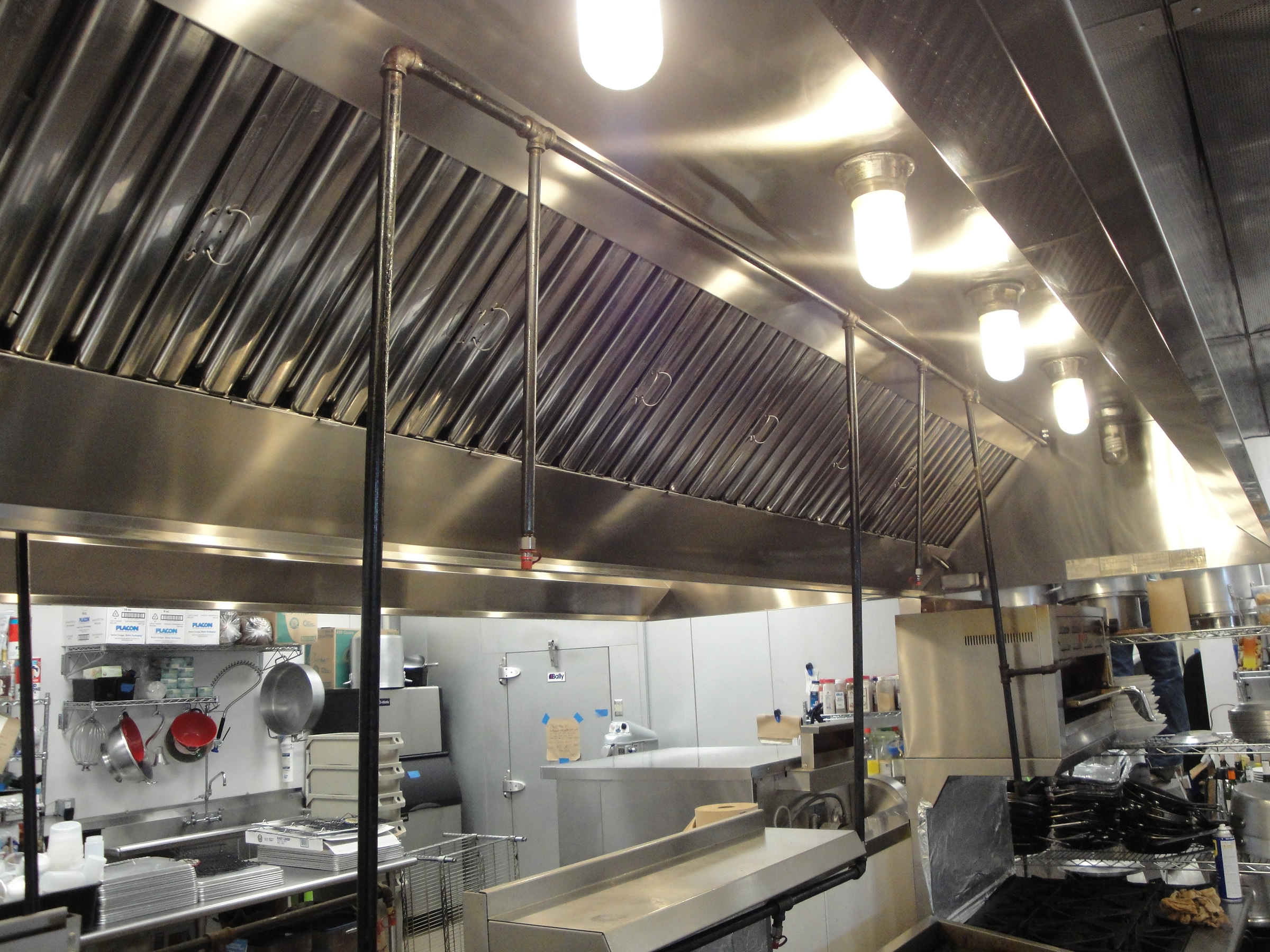 Restaurant Kitchen Vent Hood restaurant hood cleaning service | austin tx regarding restaurant