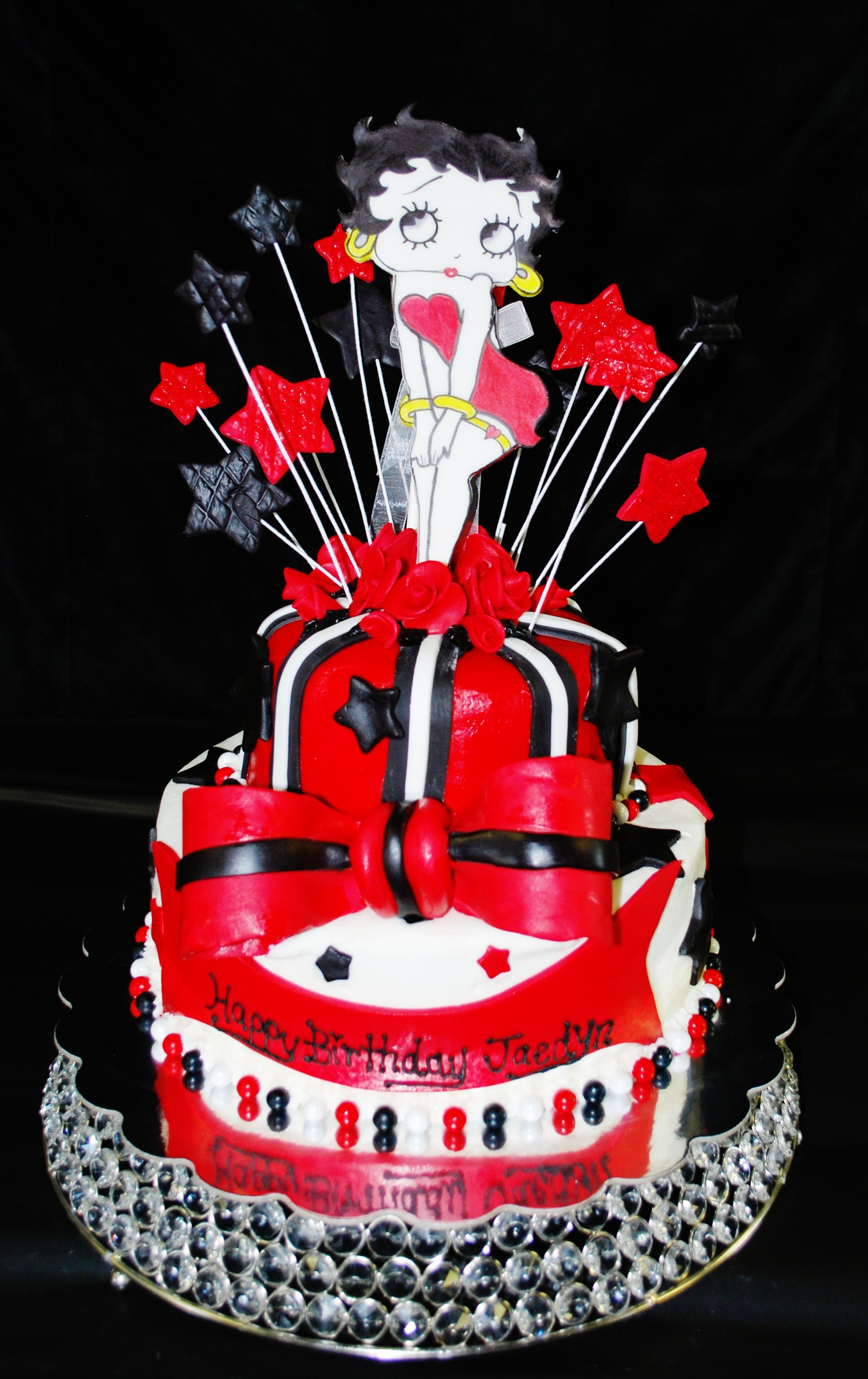 Custom Cakes Made From Scratch In Fresno Ca