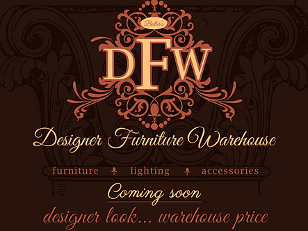 Designer Warehouse Furniture