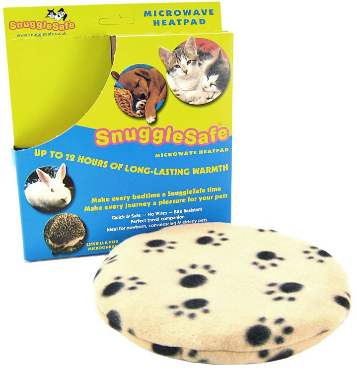 Snuggle Safe Pet Bed Microwave Heating Pad Bestmicrowave