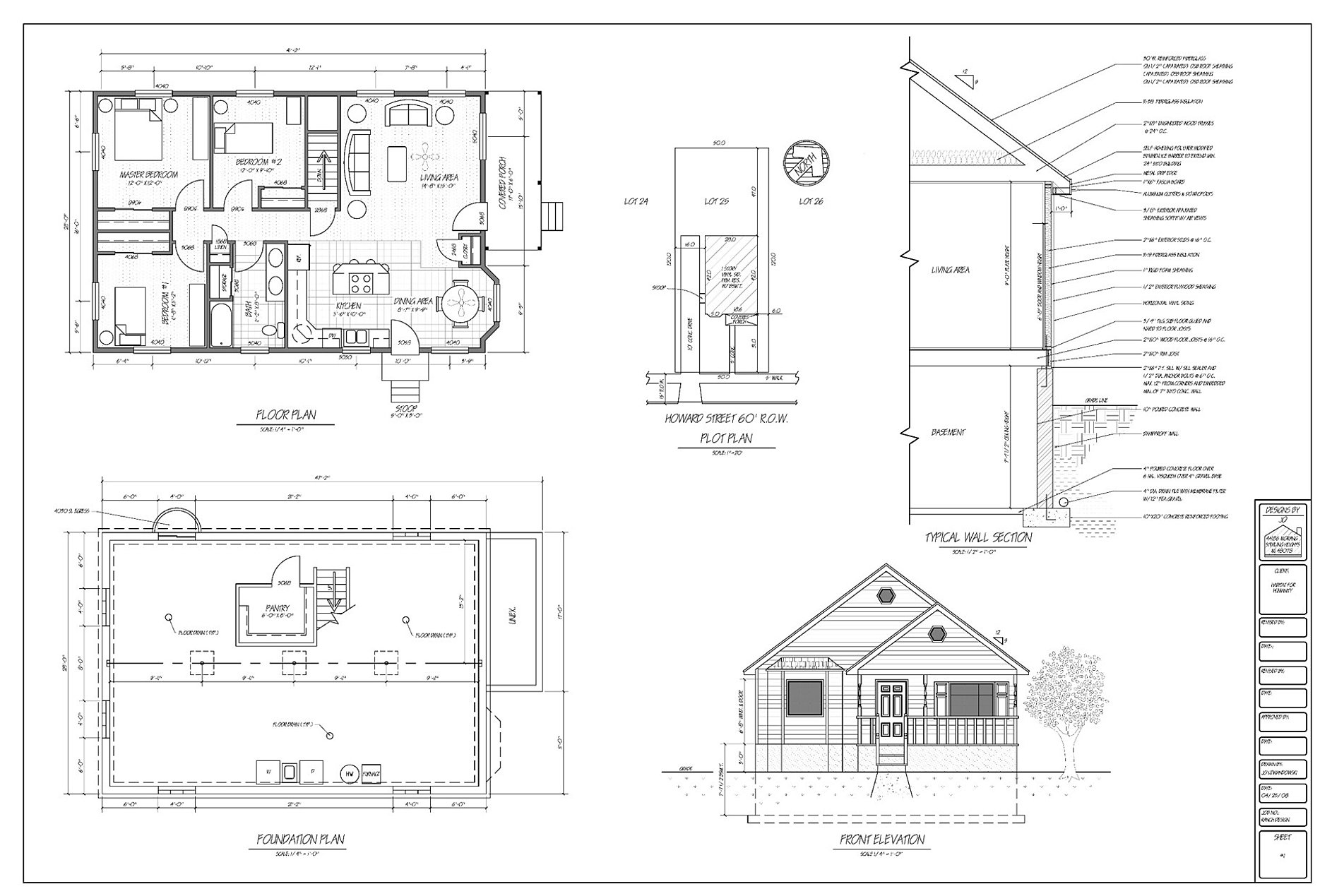 Portfolio habitat for humanity design competition for Habitat for humanity house plans