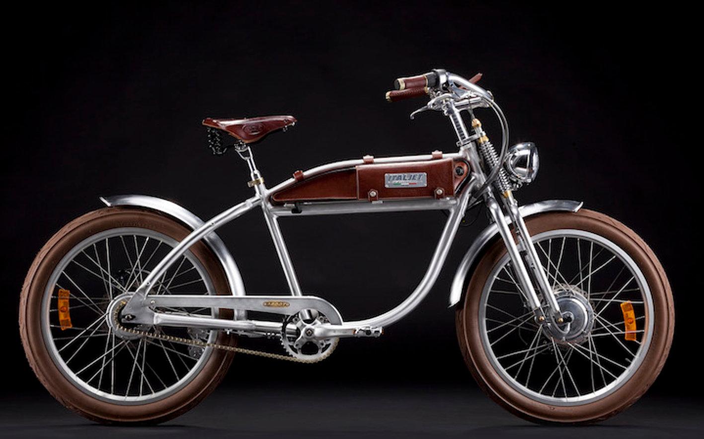 italjet e bike vintage v los lectriques au design italien. Black Bedroom Furniture Sets. Home Design Ideas