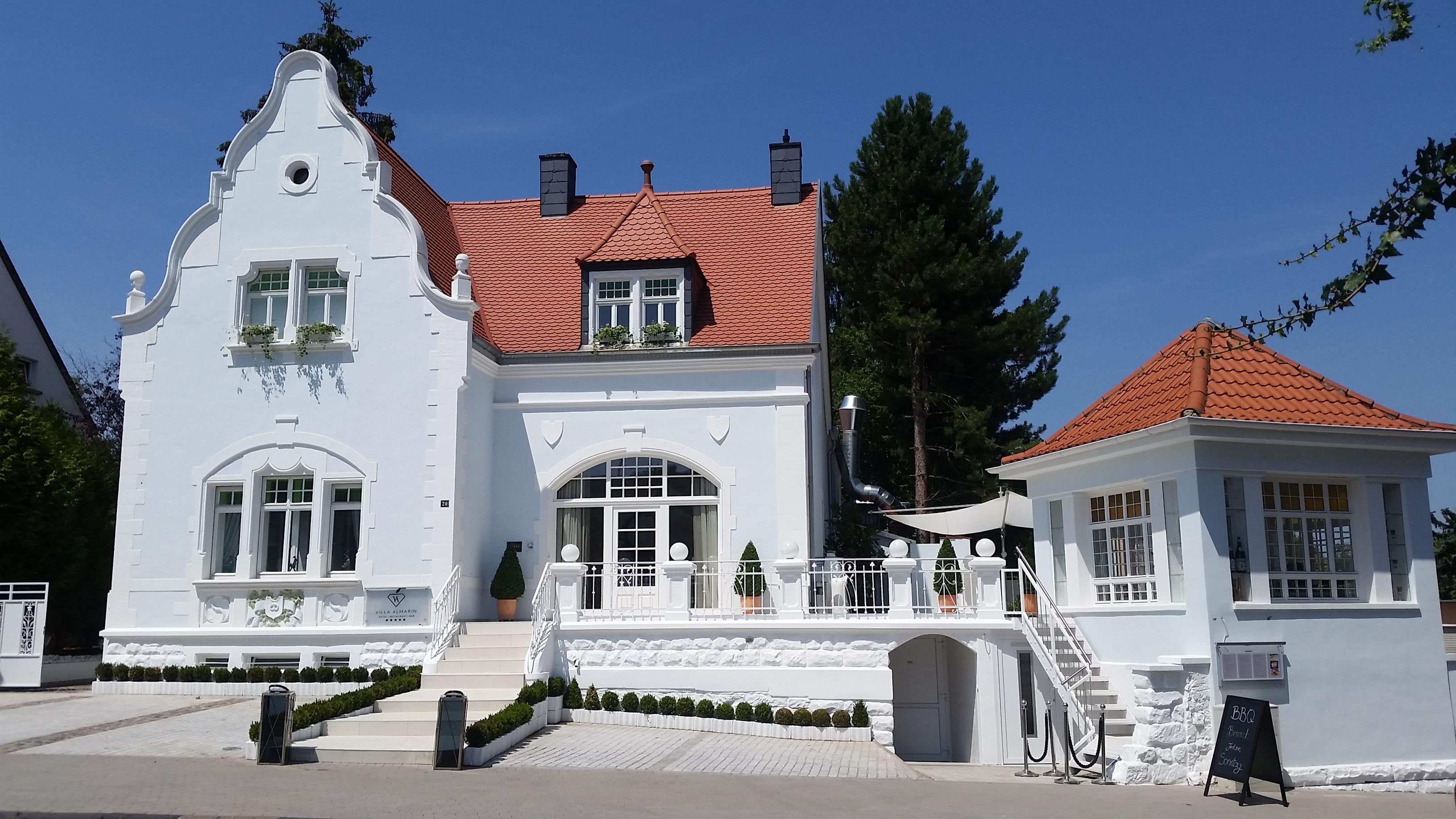 Villa almarin erstes design boutique hotel im saarland for Design boutique hotel kurhaus salinenparc