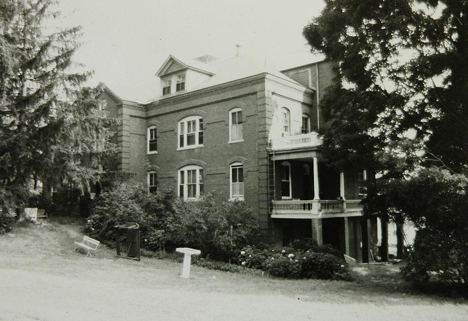Danvers State Insane Asylum Vintage Photographs
