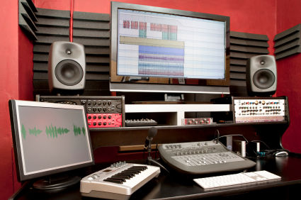 Amazing Home Recording Studio Design Plans