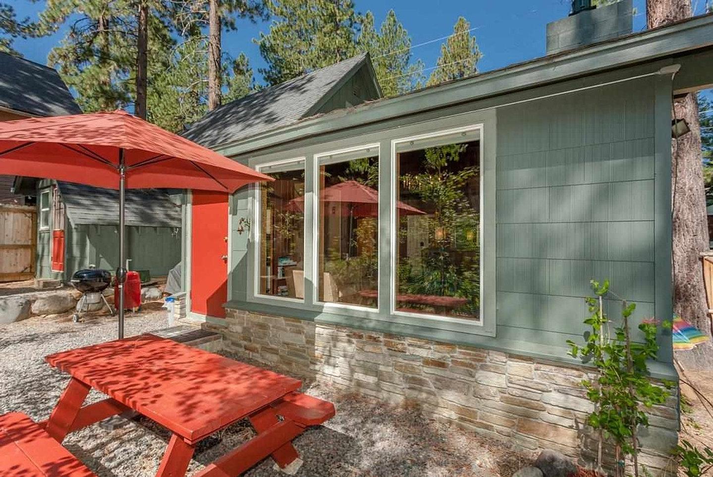 Tahoe Vista Cabin Your North Lake Tahoe Vacation Rental