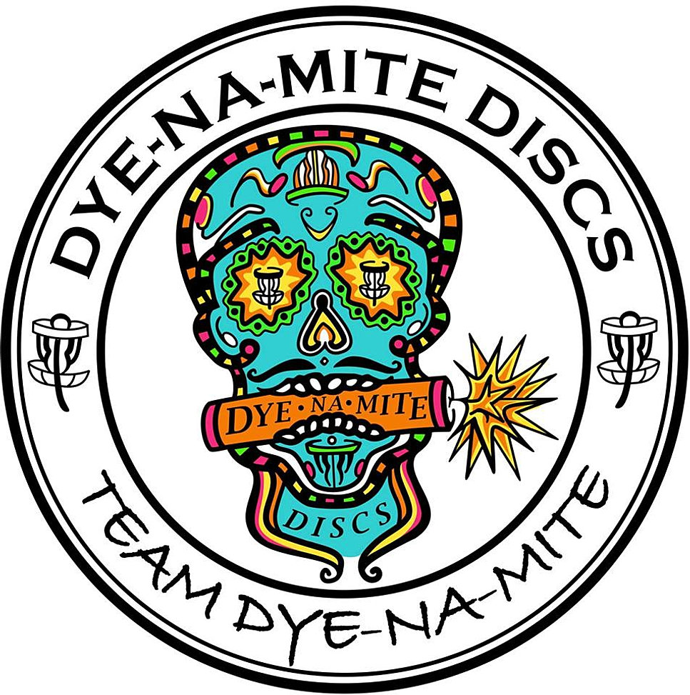 Team Dye-Na-Mite Discs
