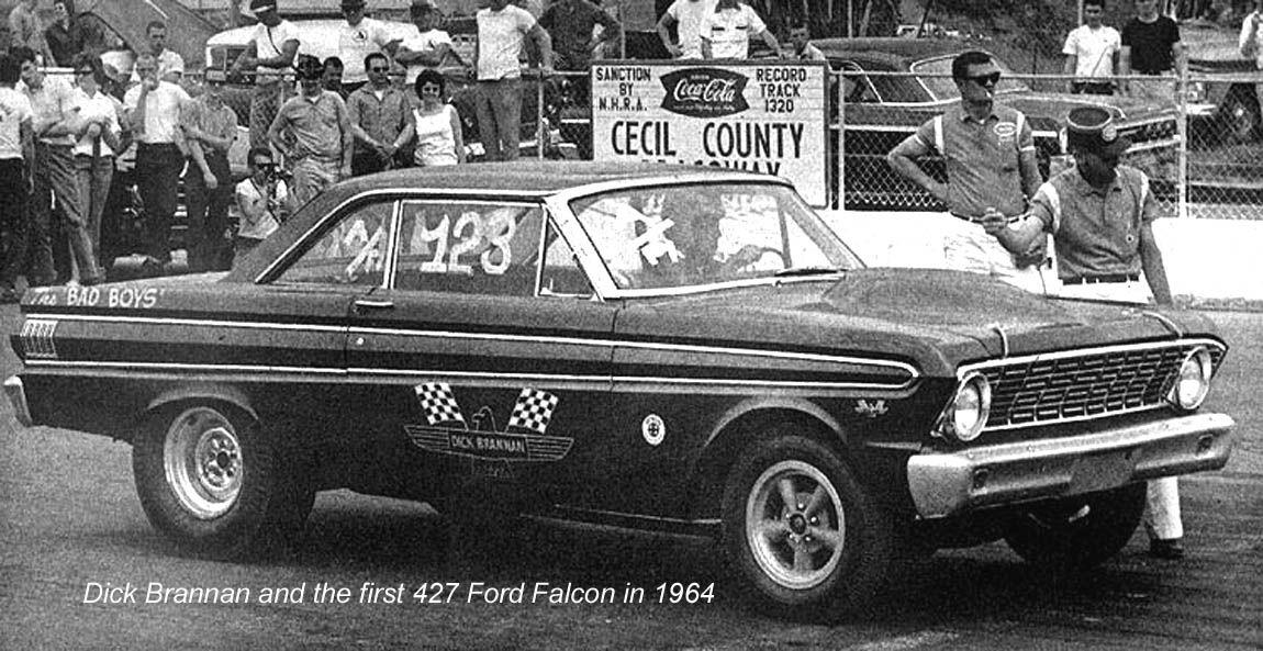 1964 AFX Falcon