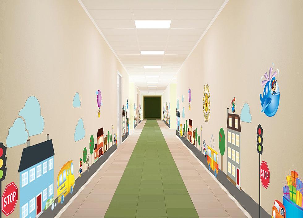 Дизайн детском саду