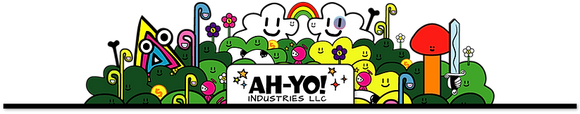 AH-YO! Industries for gifts that add fun to the mundane