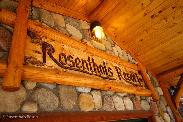 Rosenthal 39 s resort cabin rental seasonal camping for Prime fish and hoagie