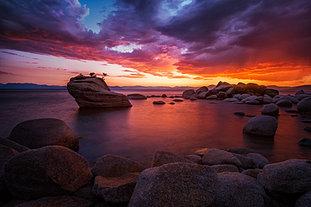 Tahoe Dusk