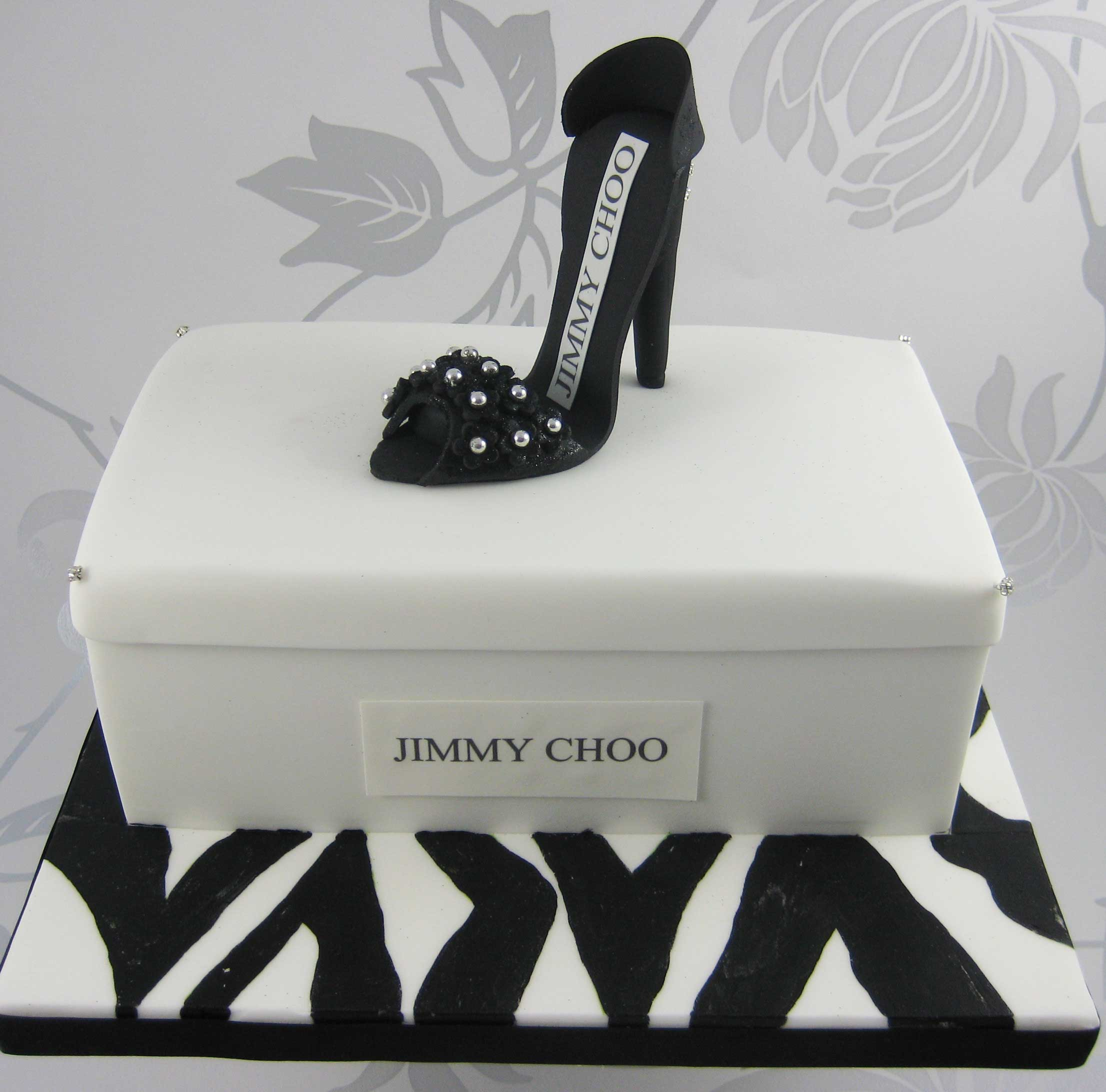Cake Decorating Classes Scotland : Jimmy Choo Shoe Cake - Hot Girls Wallpaper