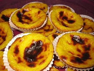 как приготовить португальский десерт