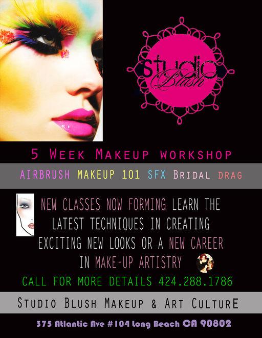 Amira Studio blush   makeup-school
