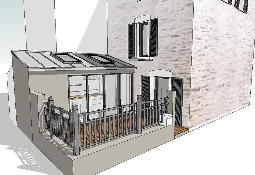 Delphine imbert architecture int rieure nantes for Architecture interieure maison