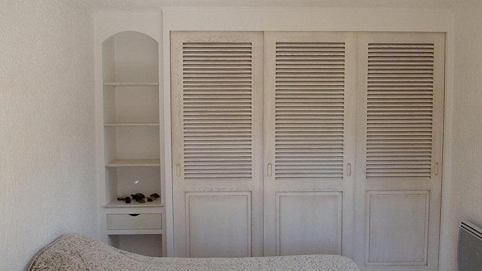 L 39 atelier d 39 andr s relooking de meuble cuisine for Meuble cuisine persienne