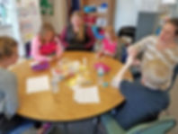 Primary Classroom In Action