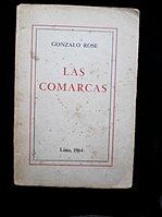 GONZALO ROSE.  Las Comarcas